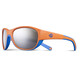 Julbo Kids 4-6Y Luky Spectron 4 Sunglasses Orange/Cyan Blue-Gray Flash Silver